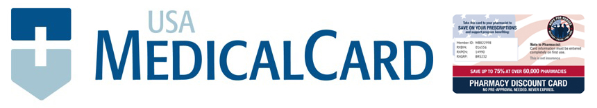 usa medical card was founded to provide prescription savings to the estimated over 100 million people in america with inadequate prescription coverage